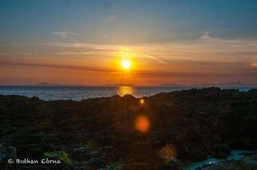 Sunset at Camus Mor